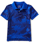 Ralph Lauren Little Boys 2T-7 Camouflage-Printed Short-Sleeve Polo Shirt