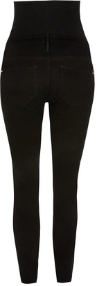 River Island Maternity Over Bump Molly Jeggings - Black