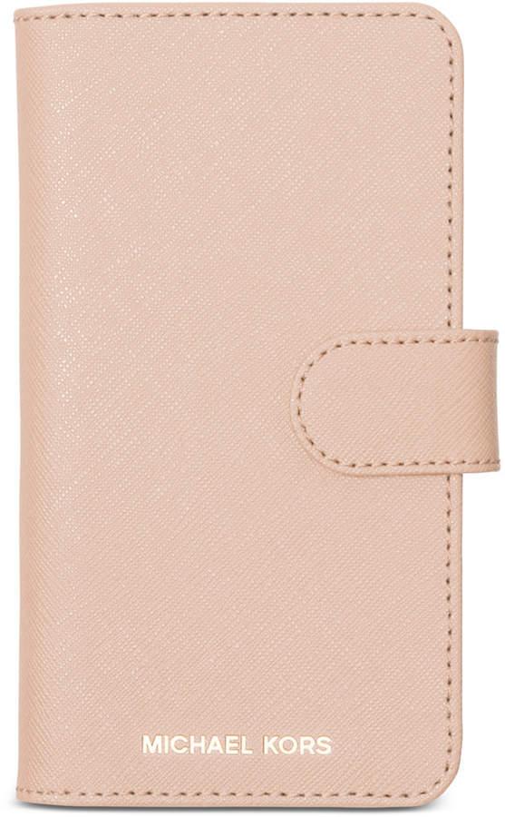 Michael Kors Folio iPhone X Case