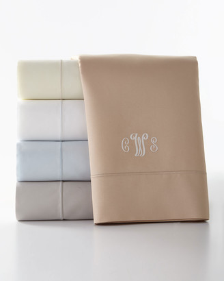 Sferra California King Marcus Collection 400 Thread-Count Solid Sheet Set