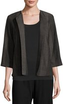 Eileen Fisher Kurume Dash Organic Cotton Jacket