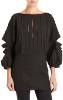 Alexandre Plokhov Pleated Blouse