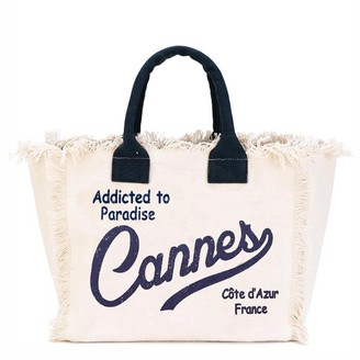 MC2 Saint Barth Cannes Canvas Bag