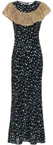 Thumbnail for your product : Rixo Lacey printed midi dress