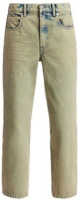 Alexander Wang Terry Denim Pants