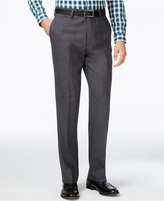 Louis Raphael Men's Slim-Fit Wool Dress Pants