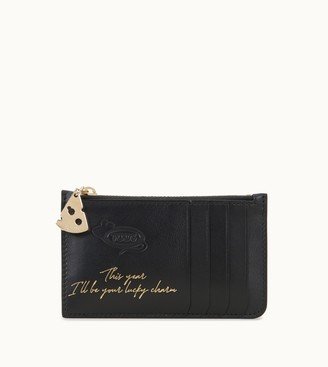 Tod's Credit Card Holder in Leather CNY