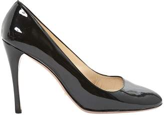 Prada Black Patent leather High Heel
