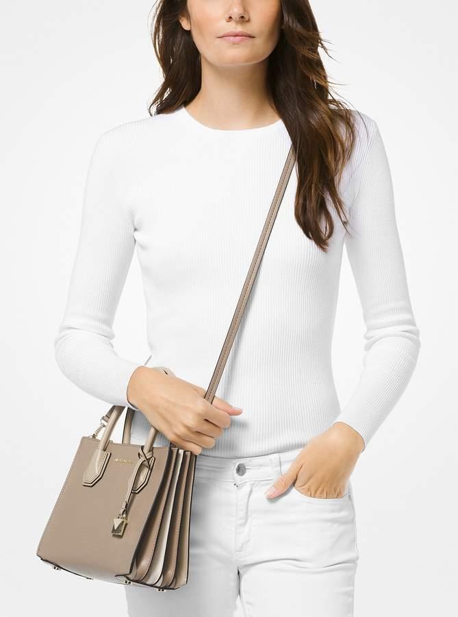 cc3dfa876611 MICHAEL Michael Kors Brown Leather Handbags - ShopStyle