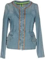 Atos Lombardini Denim outerwear - Item 42622858