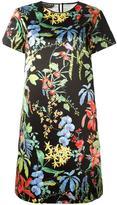 Rochas floral print dress - women - Silk/Polyester - 42