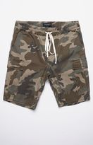 PacSun Drop Skinny Camo Cargo Shorts
