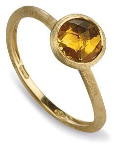 Marco Bicego Citrine Stackable Jaipur Ring