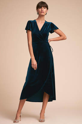 Anthropologie Thrive Wedding Guest Dress