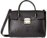 Furla Metropolis Medium Satchel Satchel Handbags
