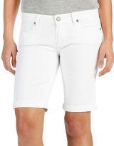 Paige Cotton-Blend Solid Shorts