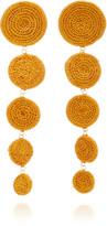 Caimana Corale Monocolor Drop Earrings