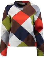 Valentino Printed Cotton-Jersey Sweatshirt