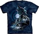 The Mountain Men's Bark At The Moon Short Sleeve T-Shirt