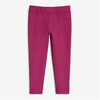 Joe Fresh Toddler Girls' French Terry Pants, Light Fuchsia (Size 5)