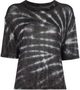 RtA Benji tie-dye T-shirt