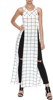 Timeless Checker Dress