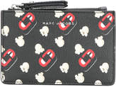 Marc Jacobs Popcorn Scream zip wallet