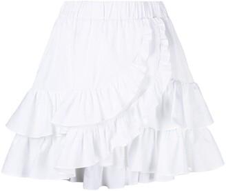 FEDERICA TOSI Ruffled Mini Skirt