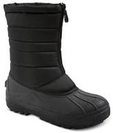 Merona Men's Ryno Winter Boots Black 7