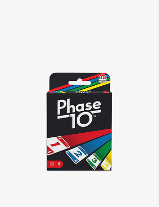 Board Games Phase 10 card game