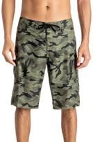 Quiksilver Men's Manic Camo Board Shorts