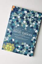 Anthropologie Modern Medi-tation: Coloring for Focus & Creativity