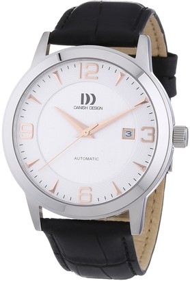 Danish Design Men's Automatic Watch 3314468 with Leather Strap