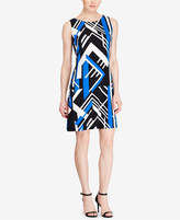 American Living Sleeveless Printed Dress