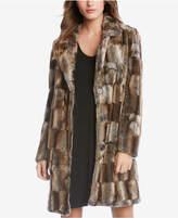 Karen Kane Faux-Fur Coat