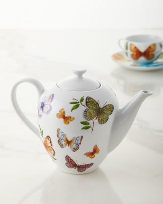 Neiman Marcus Butterfly Teapot