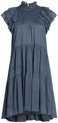Sea Eleanor Tiered Dress