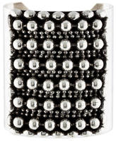 Dannijo Wide Beaded Cuff