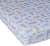 Lambs & Ivy Peter RabbitTM Fitted Crib Sheet