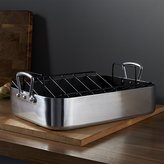 Crate & Barrel Large Non-Stick Roaster