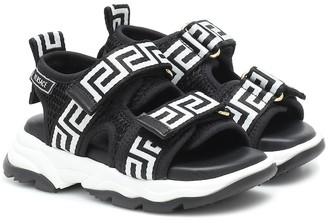Versace Kids Logo sandals