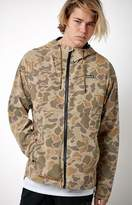 Hurley Protect Stretch Camouflage Zip Jacket