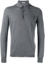Boglioli heathered polo shirt - men - Virgin Wool - S