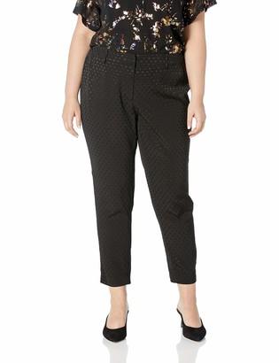 Calvin Klein Women's Size Soft Suiting Pant