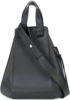 Loewe spacious leather hammock bag - women - Leather - One Size