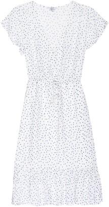 Rails Kiki Dress in White Wisteria - medium | cotton