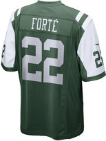 Nike Men's Matt Forte New York Jets Game Jersey