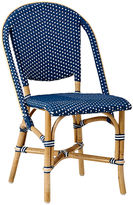Sika Design A/S Sofie Outdoor Bistro Side Chair, Navy