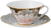 Wedgwood Daisy Tea Story Teacup & Saucer Set, Blue