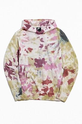 Nike Sportswear Tie-Dye Hoodie Sweatshirt